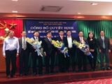 Lễ công bố quyết định bổ nhiệm Giám đốc, Phó Giám đốc HVNH...
