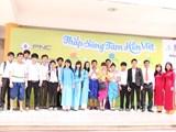 Tuần lễ hội sách chào mừng tân sinh viên khóa 31 và khai giảng ...