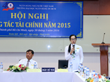 Hội nghị Tài chính năm 2015