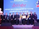 VTV1 và VTV9 đưa tin Lễ kỷ niệm 40 năm thành lập trường ĐH Ngân hàng TP. HCM và đón nhận Huân chương Độc lập hạng Nhì