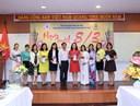 Họp mặt nữ cán bộ công nhân viên nhân ngày Quốc tế Phụ nữ với chủ đề