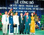 Giai đoạn 5 từ 2004: Trường Đại học Ngân hàng Thành phố Hồ Chí Minh