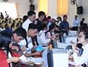 VTV9, HTV9, kênh infoTV-VTVcab9, FBNC đưa tin Trường ĐH Ngân hàng Tp. HCM hoàn thành việc nhập học cho hơn 2500 Tân sinh viên