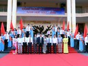 Tưng bừng Lễ khai giảng năm học mới tại trường Đại học Ngân hàng Tp. HCM