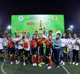 Hội thao chào mừng ngày Nhà giáo Việt Nam 20/11/2017 thành công tốt đẹp