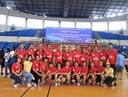 Công đoàn Trường Đại học Ngân hàng Tp. Hồ Chí Minh tham gia Hội thao Khối công đoàn Ngân hàng Nhà nước khu vực Miền Nam năm 2018