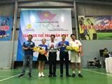 Giao lưu thể thao với Học viện Ngân hàng Hà Nội...