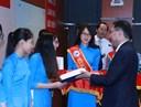 Lễ trao học bổng KEB Hana Bank năm 2018
