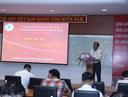 Hội nghị lấy phiếu tín nhiệm đối với thành viên Ban Giám hiệu Trường Đại học Ngân hàng Thành phố Hồ Chí Minh.