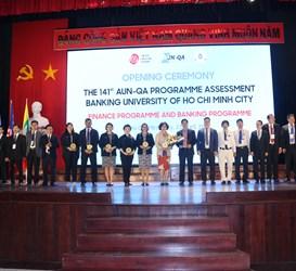 Khai mạc đánh giá ngoài chương trình đào tạo theo tiêu chuẩn AUN-QA