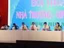 Đối thoại Nhà trường – Sinh viên năm học 2018 – 2019