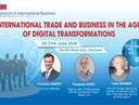 Hội thảo quốc tế lần thứ nhất về Kinh doanh quốc tế