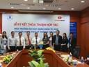 Lễ ký Thoả thuận hợp tác của ĐH Ngân hàng TP. HCM và Ngân hàng Kỹ thương Việt Nam