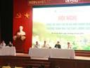 Hội nghị đào tạo hệ đại học chính quy chương trình đào tạo chất lượng cao