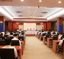 Hội nghị Công tác Tuyển sinh năm 2019