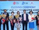 Trường Đại học đầu tiên phía Nam đào tạo về Tài chính - Ngân hàng đạt chuẩn chất lượng khu vực Đông Nam Á