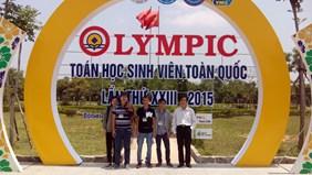 Olympic toán sinh viên