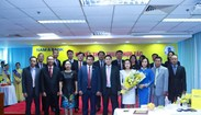 Signing ceremony of comprehensive cooperation agreement between BUH and Nam A Bank