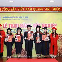 Lễ tốt nghiệp Đại học chính quy Chất lượng cao Khóa 1