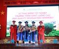 Lễ trao bằng tốt nghiệp đại học chính quy chương trình chất lượng cao đợt tháng 4 năm 2019