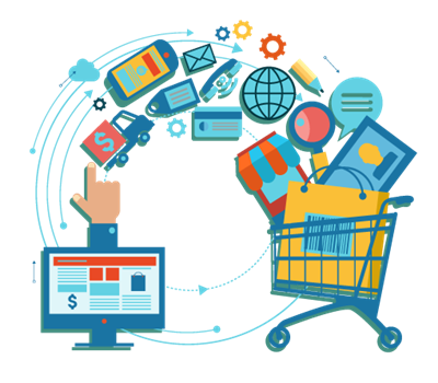 Thương mại điện tử xuyên biên giới: Cơ hội và rào cản