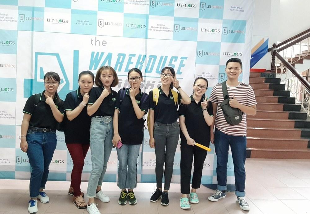 [IEF – IBEC] Trải nghiệm thú vị tại the Warehouse Workshop