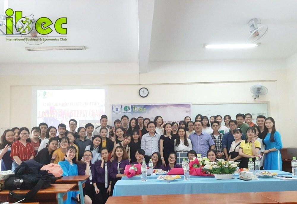 """[IEF-IBEC] Tổng kết hội thảo khoa học: """"Logistics và supply chain – cơ hội nghề nghiệp và xu hướng phát triển"""""""