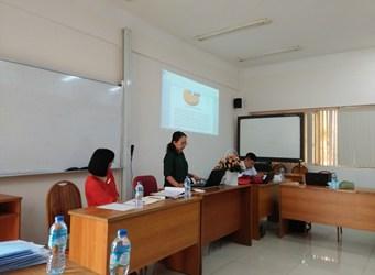 """Hội thảo khoa học cấp khoa """"dạy và học ngoại ngữ tại trường đại học Ngân hàng TP. Hồ Chí Minh"""""""