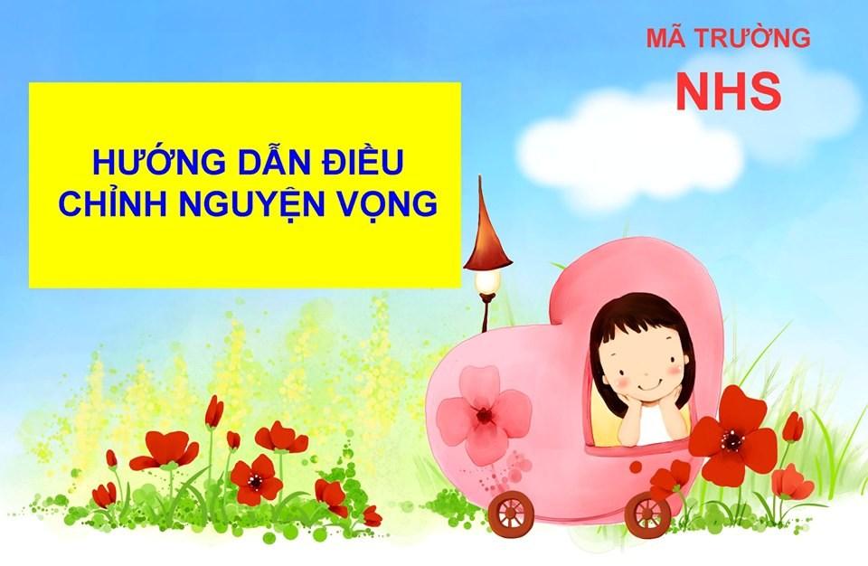 Hướng dẫn điều chỉnh nguyện vọng vào Đại học Ngân hàng TP. Hồ Chí Minh