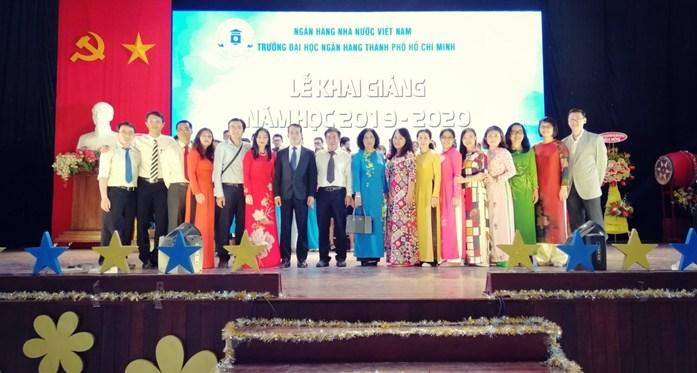 Mừng lễ khai giảng năm học 2019-2020