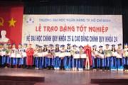Lễ Tốt nghiệp của Khoa CNTT - Khoa QTKD...