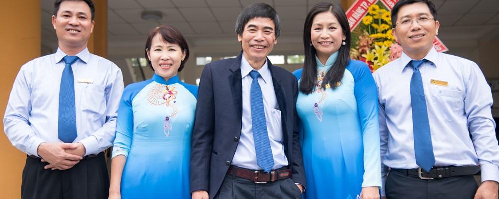 Ban lãnh đạo Khoa Tài Chính