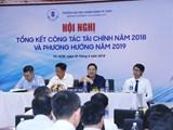 Hội nghị Tài chính năm 2018 Trường Đại học Ngân hàng Tp. HCM thành công tốt đẹp