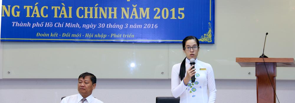 Hội nghị Tài chính Trường Đại học Ngân hàng Tp. Hồ Chí Minh năm 2014
