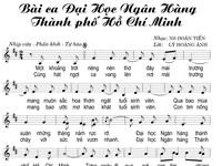 Bài ca Đại học Ngân hàng Thành phố Hồ Chí Minh