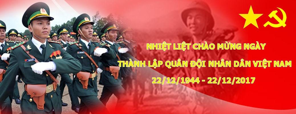 Thanh lap quan doi nhan dan VN