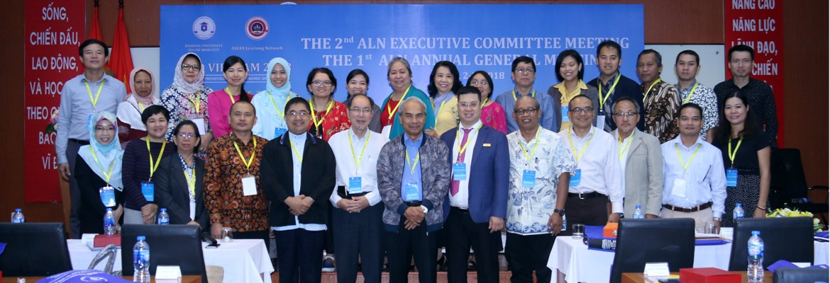 The 1st ALN Annual General Meeting