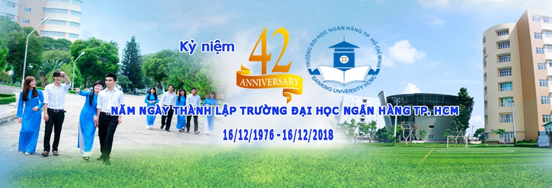 Kỷ niệm 42 năm ngày thành lập trường ĐHNH TP. HCM