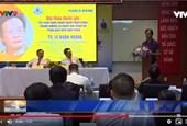 """VTV1 đưa tin Hội thảo Quốc gia """"Cải cách hành chính ngành Ngân hàng: Doanh nghiệp và người dân thuận lợi trong giao dịch"""