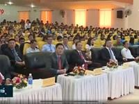 VTV 1 đưa tin Lễ Khai giảng năm học 2019-2020 của trường ĐH Ngân hàng TP. HCM