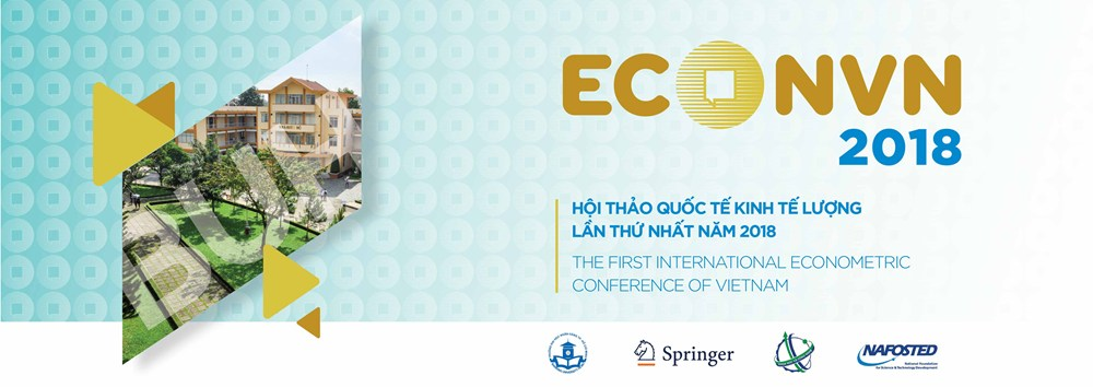 International Econometric Conference of Vietnam - ECONVN2018