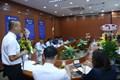 Đại hội Chi bộ Văn phòng nhiệm kỳ 2017 -2020...