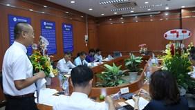 Đại hội Chi bộ Văn phòng nhiệm kỳ 2017 -2020