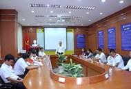 Thông báo Kết luận của Chánh Văn phòng tại cuộc họp ngày 04/12/2018