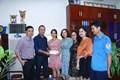 BLĐ Văn phòng chúc mừng Lễ thành hôn viên chức Văn phòng...