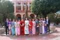 Ban lãnh đạo Văn phòng chúc mừng chị em ngày Phụ nữ Việt Nam ...